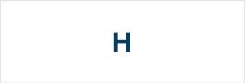 Logo letter H