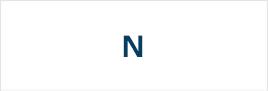 Logo letter N