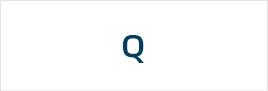 Logo letter Q