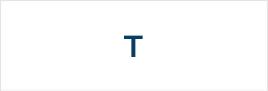Logo letter T