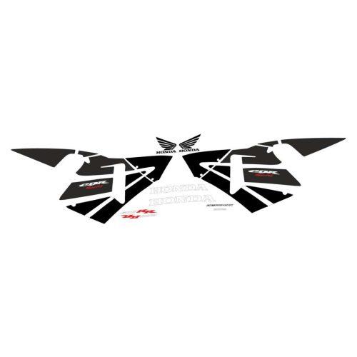 Hannspree Logo: Honda CBR 600 RR Logos Decals, Stickers And Graphics